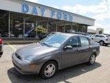 2003 Liquid Grey Metallic Ford Focus SE Sedan #48924969