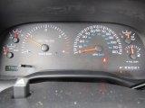 2001 Dodge Ram 2500 SLT Quad Cab 4x4 Gauges