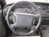 2001 Dodge Ram 2500 SLT Quad Cab 4x4 Steering Wheel
