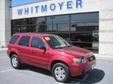 2006 Redfire Metallic Ford Escape Limited 4WD #48925321