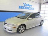 2004 Pebble Ash Metallic Mazda MAZDA6 s Sedan #48924835