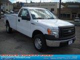 2011 Oxford White Ford F150 XL Regular Cab 4x4 #48925023