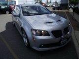 2009 Maverick Silver Metallic Pontiac G8 GT #48925512