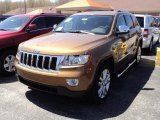 2011 Jeep Grand Cherokee Bronze Star Pearl