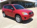 2011 Barcelona Red Metallic Toyota RAV4 I4 #48925171