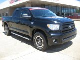 2010 Black Toyota Tundra TRD Rock Warrior Double Cab 4x4 #48925175