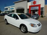 2007 Summit White Chevrolet Cobalt LS Coupe #48925046