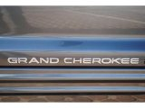 2002 Jeep Grand Cherokee Limited 4x4 Marks and Logos