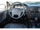 2002 Jeep Grand Cherokee Limited 4x4 Dashboard
