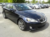2008 Black Sapphire Pearl Lexus IS 250 #48925210