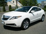 2010 Acura ZDX AWD Advance Data, Info and Specs