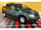 2003 Onyx Green Pearl Chrysler Town & Country LX #48925234