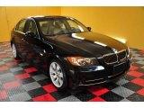 2008 Jet Black BMW 3 Series 335xi Sedan #48925235