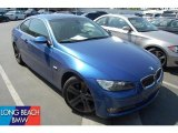 2008 Montego Blue Metallic BMW 3 Series 335i Coupe #48925089