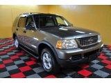 2003 Mineral Grey Metallic Ford Explorer XLT 4x4 #48925243