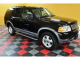 2003 Black Ford Explorer XLT 4x4 #48925245