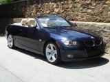 2008 Monaco Blue Metallic BMW 3 Series 335i Convertible #48980856