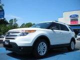 2011 White Suede Ford Explorer XLT #48980859