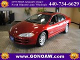 2001 Dark Garnet Red Pearlcoat Dodge Intrepid SE #48980644
