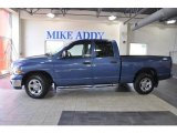 2005 Atlantic Blue Pearl Dodge Ram 1500 SLT Quad Cab #48981056