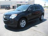 2011 Black Granite Metallic Chevrolet Equinox LTZ #48981263