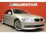 2011 Titanium Silver Metallic BMW 3 Series 335i Coupe #48981269