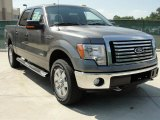 2011 Sterling Grey Metallic Ford F150 XLT SuperCrew 4x4 #48981067