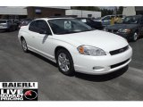 2006 White Chevrolet Monte Carlo LTZ #48980688