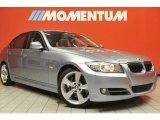 2010 Blue Water Metallic BMW 3 Series 335i Sedan #48981274