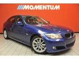 2010 Montego Blue Metallic BMW 3 Series 328i Sedan #48981275