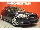 2010 Monaco Blue Metallic BMW 3 Series 328i Sedan #48981278