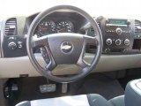 2008 Chevrolet Silverado 1500 LS Extended Cab Dashboard