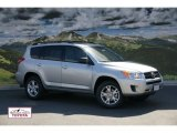2011 Classic Silver Metallic Toyota RAV4 V6 4WD #48980718