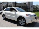 2008 White Diamond Pearl Acura RDX Technology #48980903