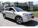 2008 Alabaster Silver Metallic Acura RDX Technology #48980904