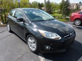 2012 Tuxedo Black Metallic Ford Focus SEL 5-Door #48980906