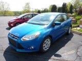 2012 Ford Focus SE Sedan Data, Info and Specs