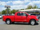 2008 Radiant Red Toyota Tundra Double Cab 4x4 #48981102
