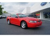 2004 Ford Mustang Torch Red
