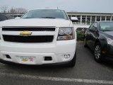 2011 Summit White Chevrolet Suburban LT 4x4 #48980955