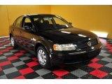 2000 Black Magic Volkswagen Passat GLS V6 Sedan #48981309