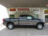 2011 Magnetic Gray Metallic Toyota Tundra Double Cab 4x4 #48980780