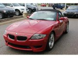 2008 Imola Red BMW M Roadster #48980978