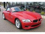 2008 BMW M Imola Red