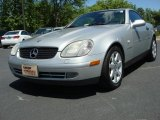 1998 Brilliant Silver Metallic Mercedes-Benz SLK 230 Kompressor Roadster #48980824