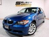 2007 Montego Blue Metallic BMW 3 Series 328xi Sedan #4892748