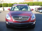 2009 Red Jewel Tintcoat Buick Enclave CXL AWD #4891730