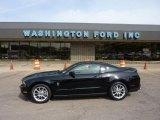 2011 Ebony Black Ford Mustang V6 Premium Coupe #48981183