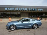 2006 Windveil Blue Metallic Ford Mustang GT Premium Coupe #48981190