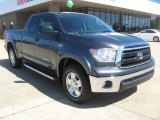 2011 Magnetic Gray Metallic Toyota Tundra TRD Double Cab 4x4 #48981203